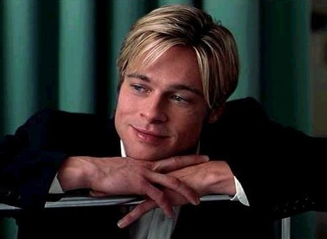 conoces a joe black brad pitt