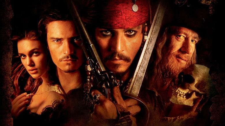 piratas del caribe la maldicion de la perla negra