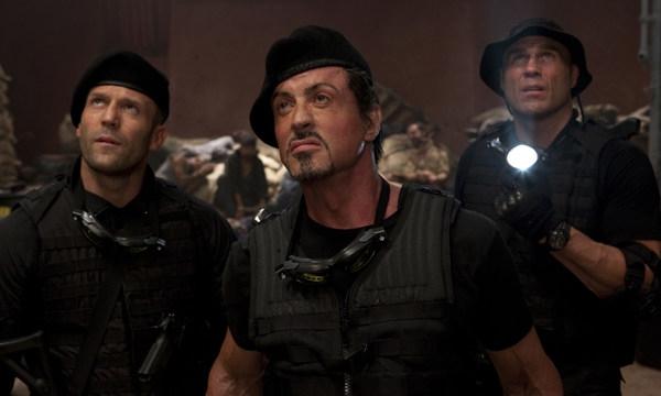 los mercenarios pelicula