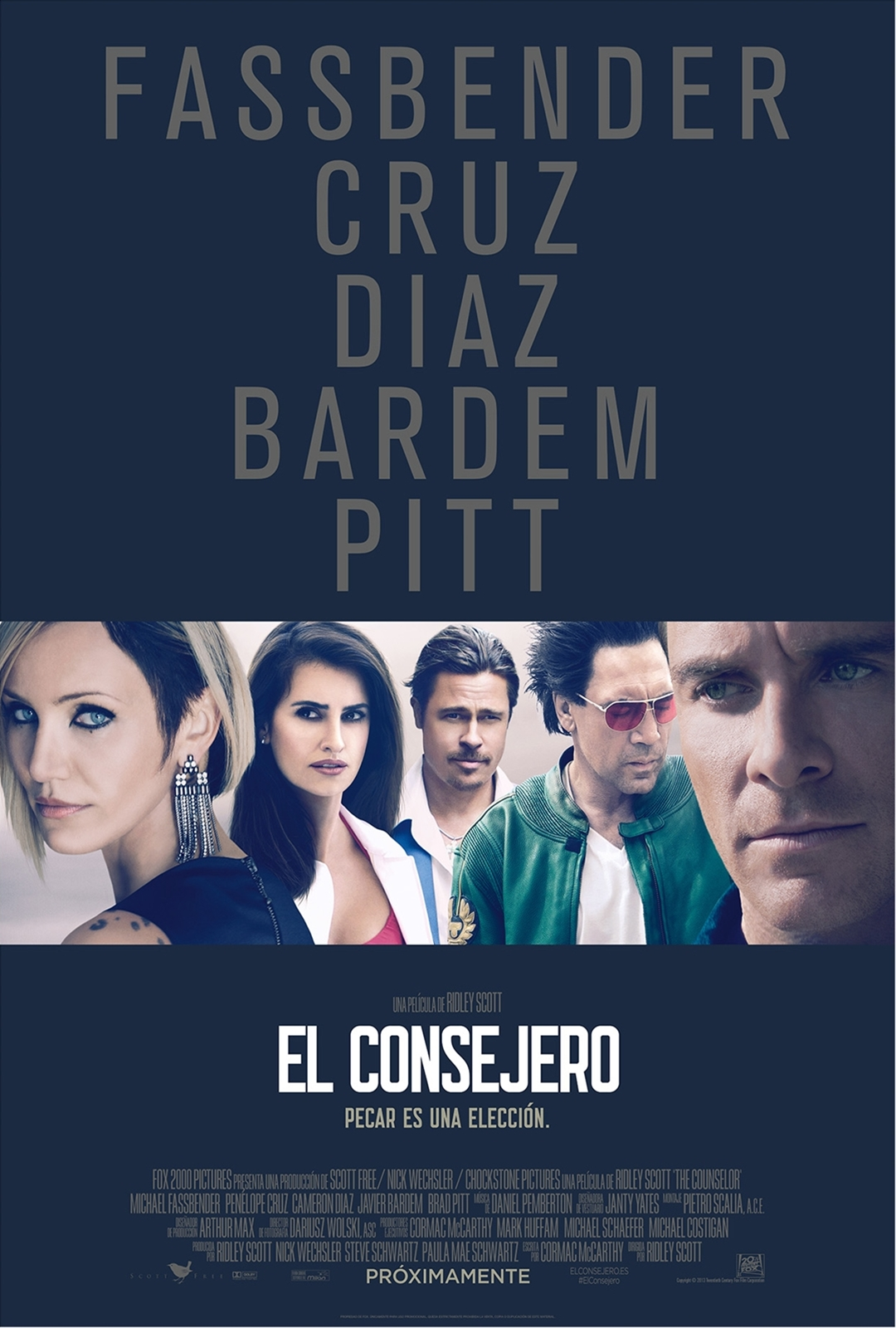 El consejero (The Counselor)