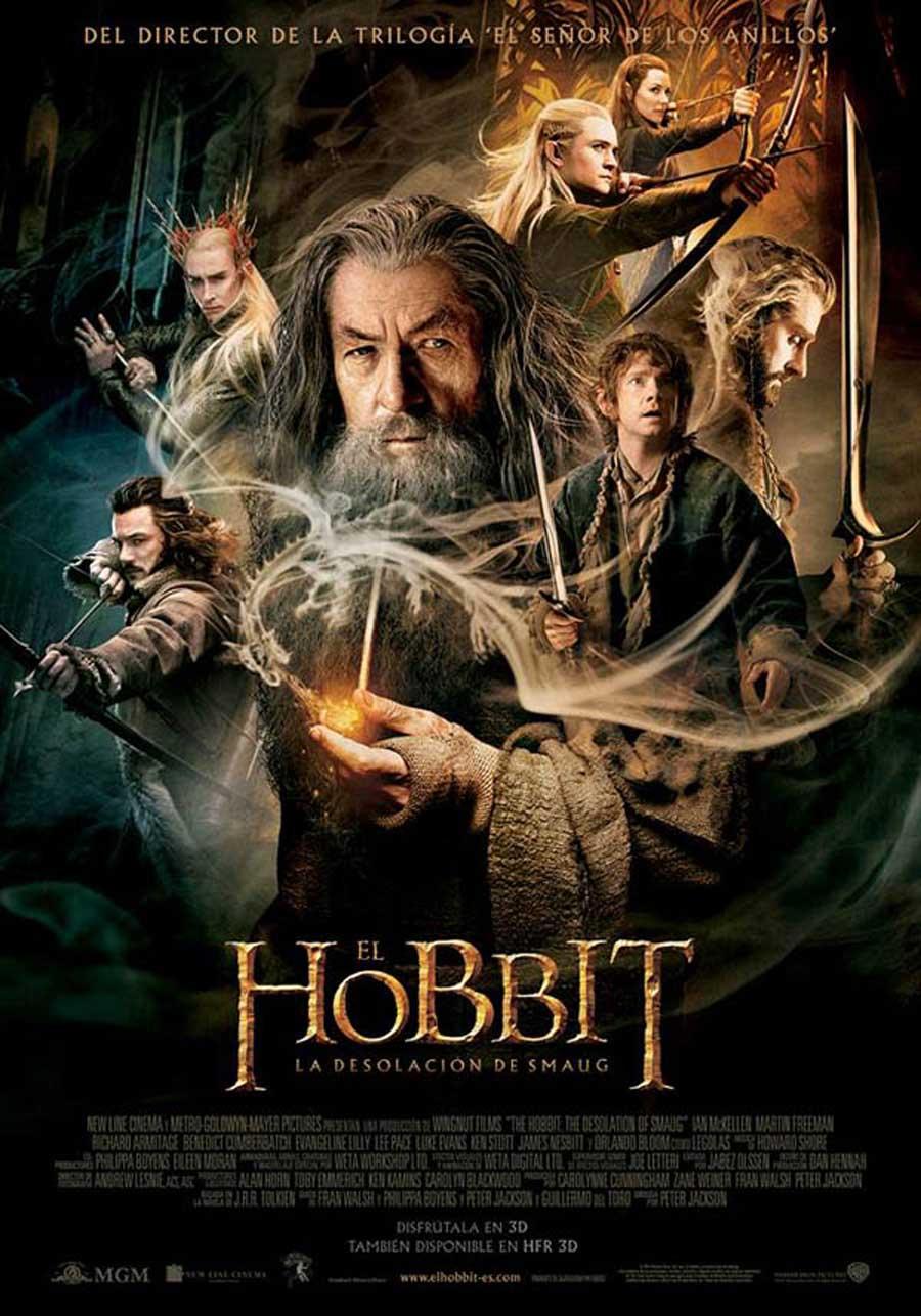 El Hobbit: La desolación de Smaug (The Hobbit 2)