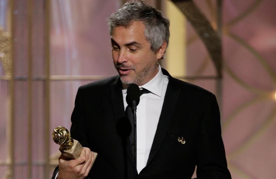 Alfonso Cuaron Globos de Oro 2014