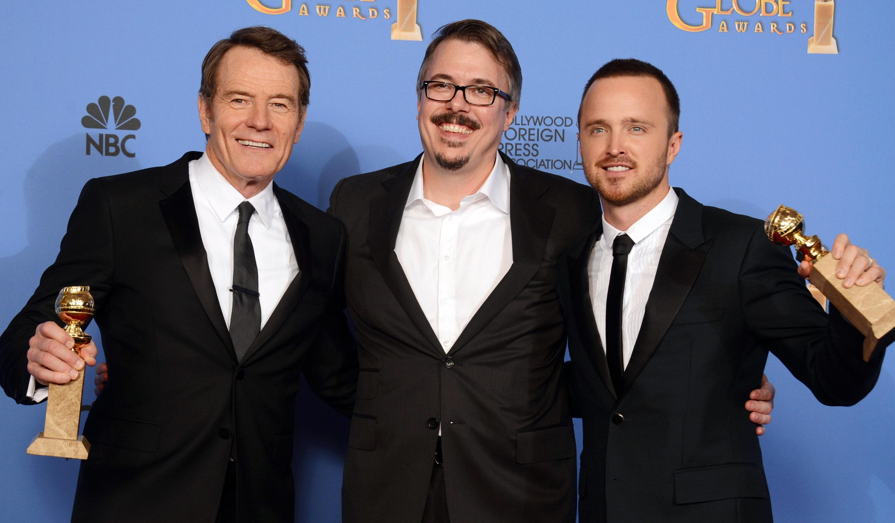 Breaking Bad Globos de Oro 2014