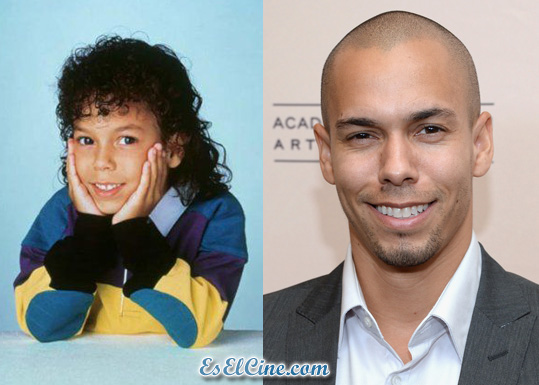 Bryton James Antes y Despues