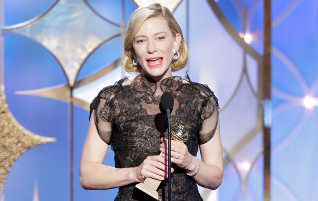 Cate Blanchett Globos de Oro 2014