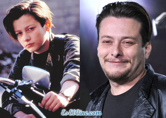 Edward Furlong Antes y Despues