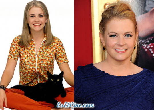 Melissa Joan Hart Antes y Despues