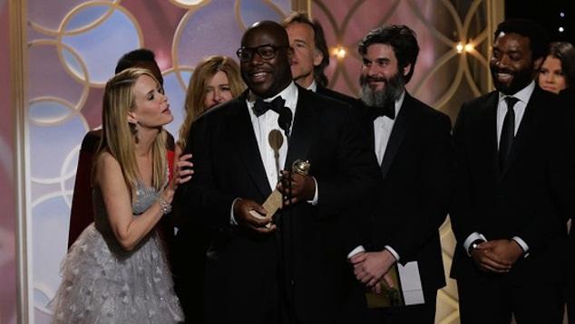 Steve McQueen Globos de Oro 2014