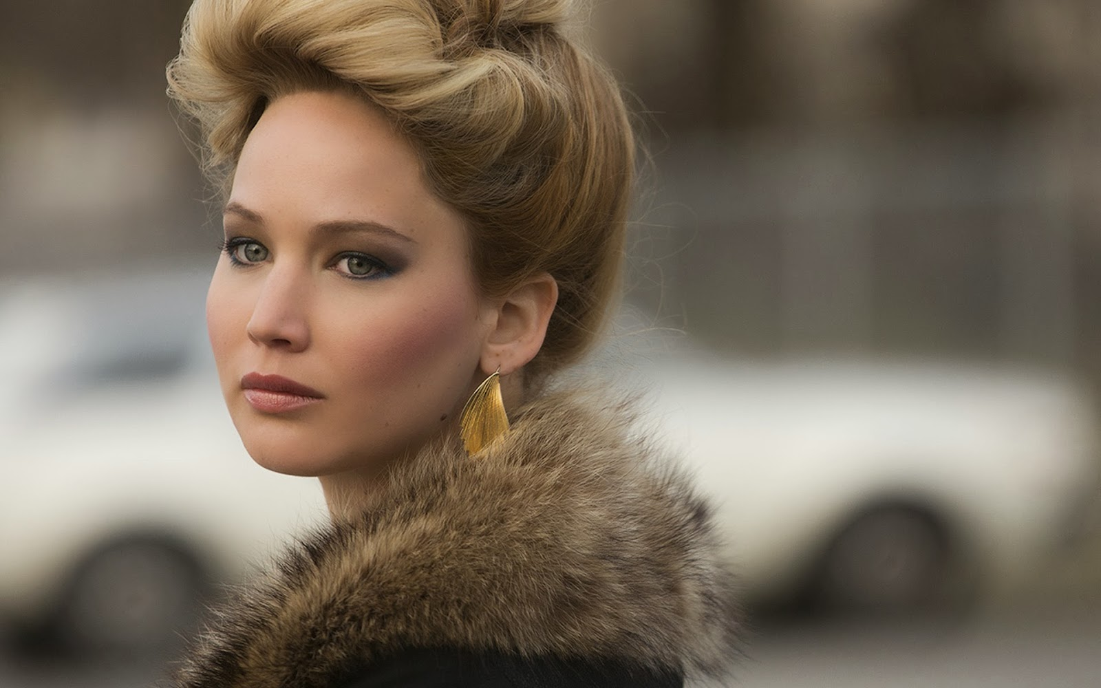 Jennifer Lawrence La gran estafa americana