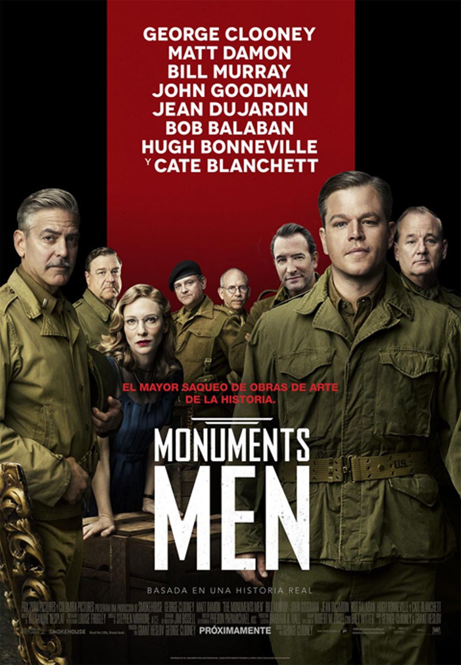 Monuments Men cartel