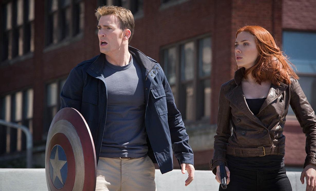 Capitán América El soldado de invierno Película