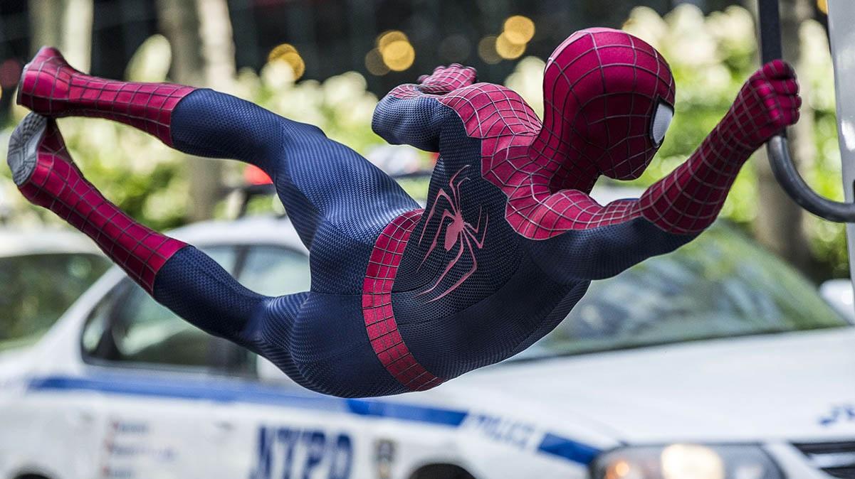 The Amazing Spider-Man 2 película