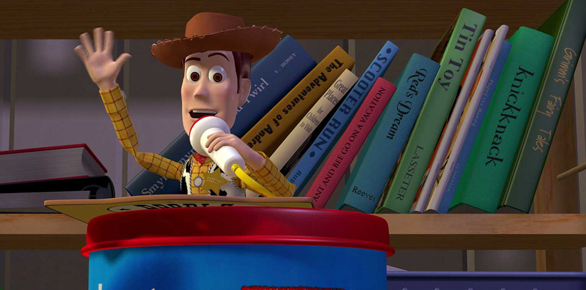 Libros Andy Toy Story