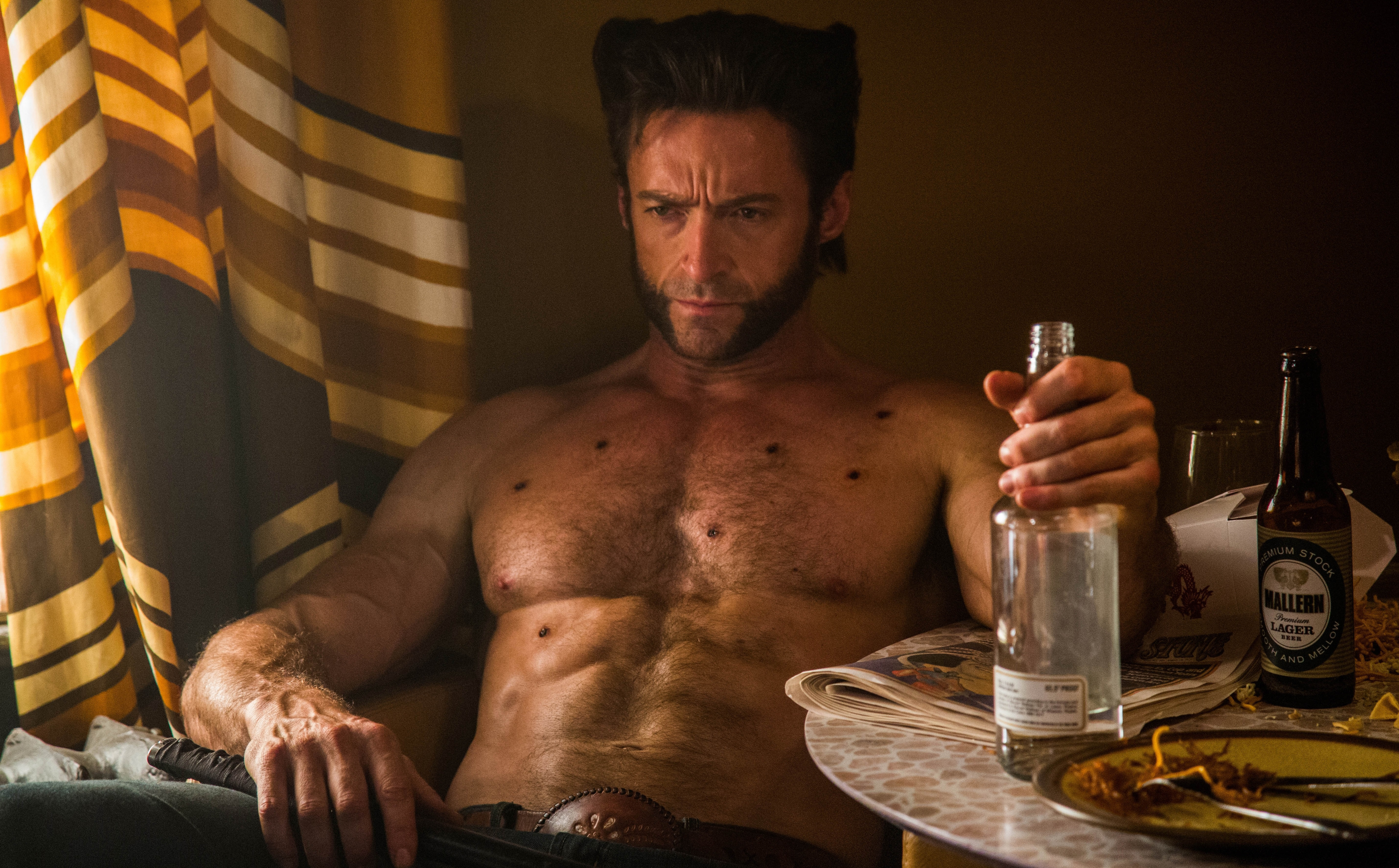 Hugh Jackman en X-Men Días del futuro pasado