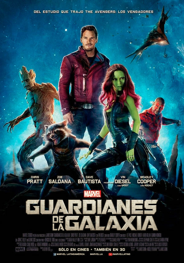Guardianes de la galaxia Cartel