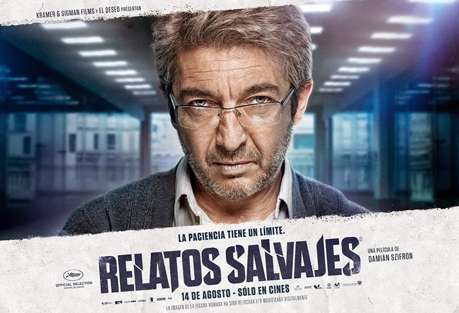 Relatos Salvajes Ricardo Darín