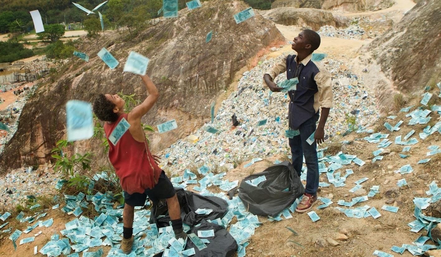 Trash película 2014
