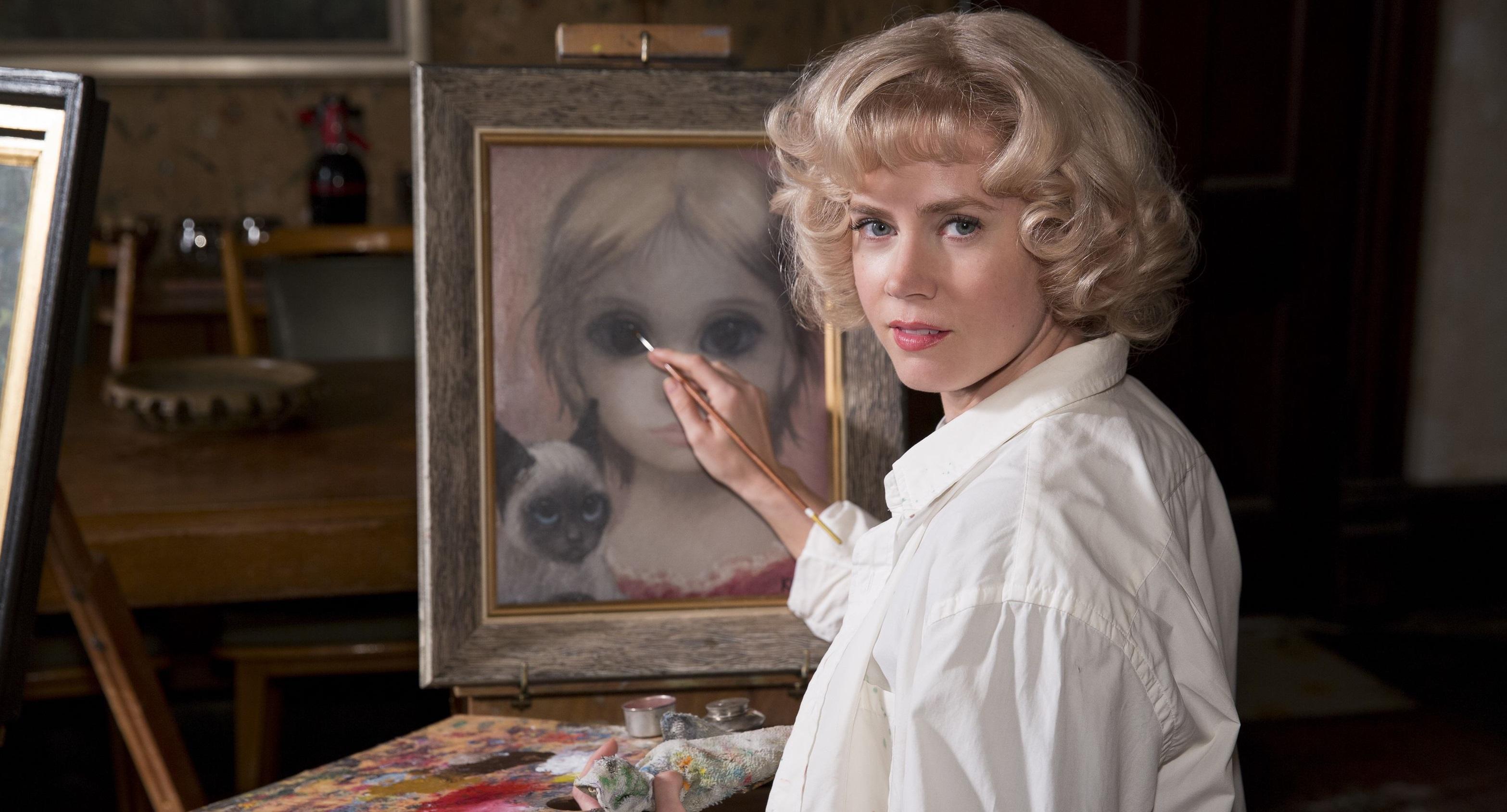 Big Eyes Película Amy Adams