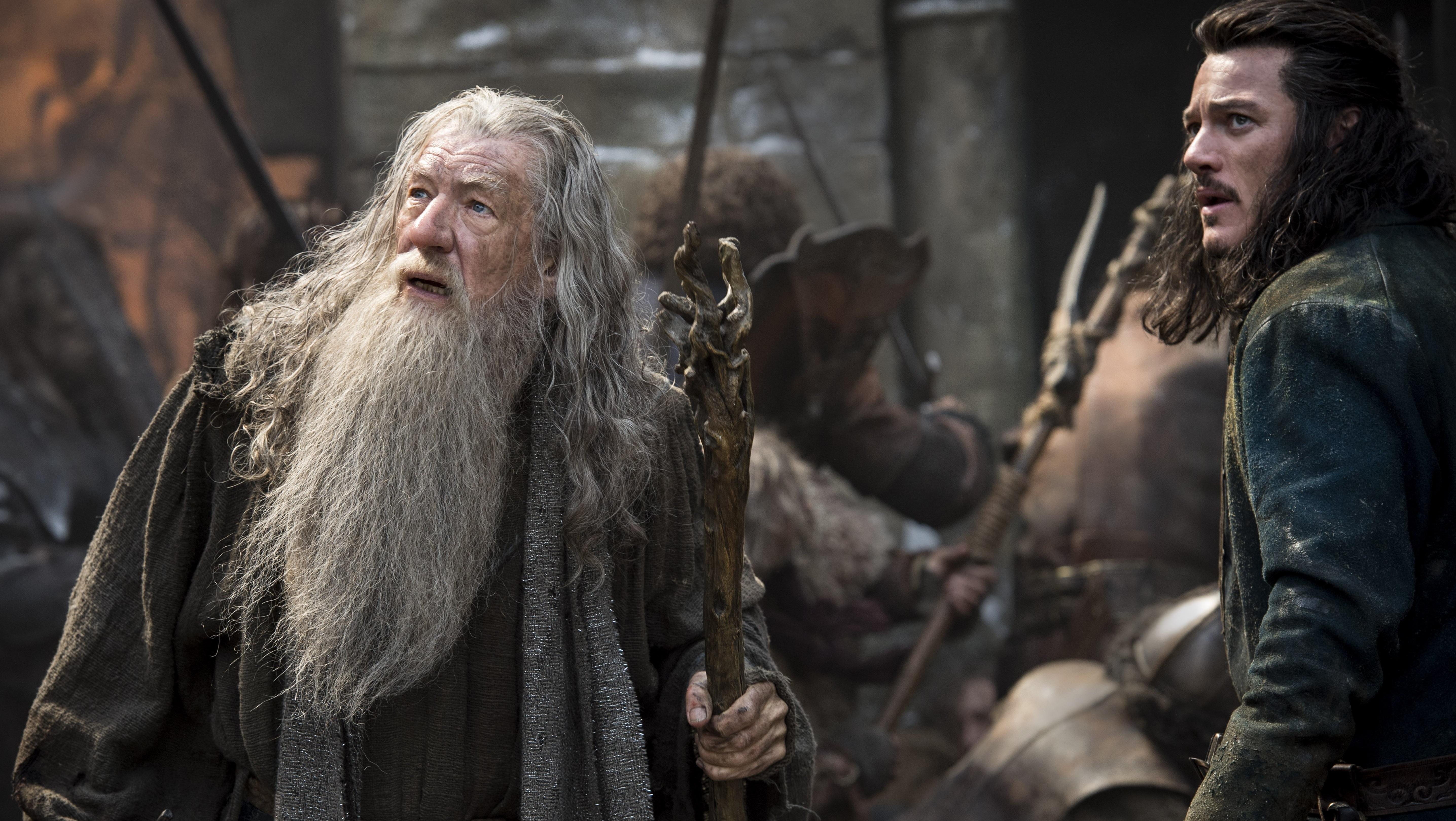 El Hobbit La batalla de los cinco ejércitos Película