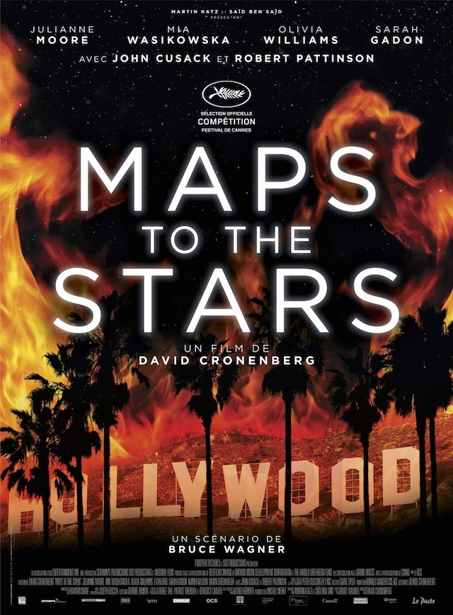 Maps to the Stars Cartel