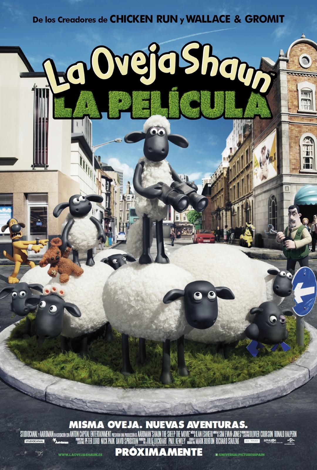 la oveja shaun cartel