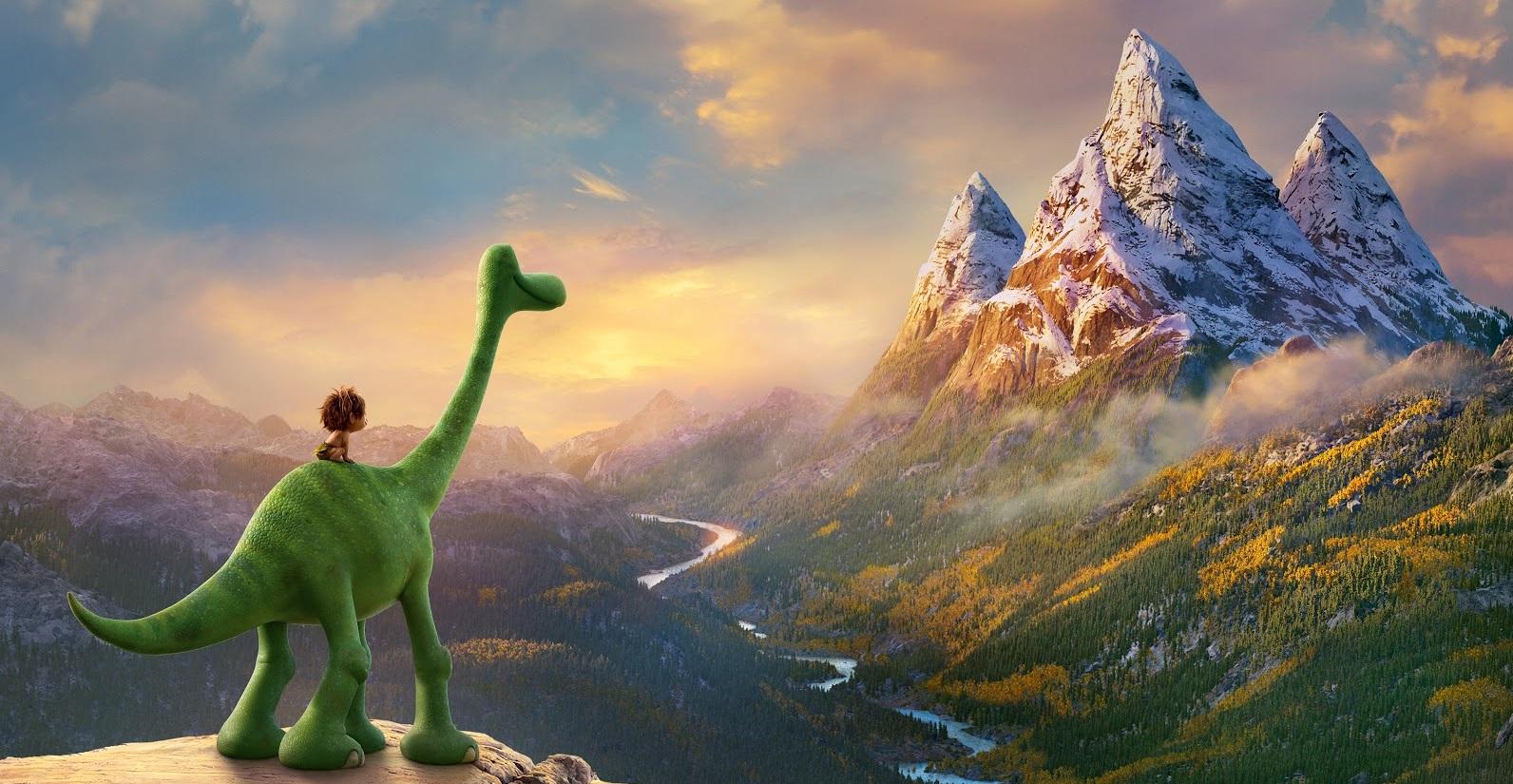 15 curiosidades de El viaje de Arlo (The Good Dinosaur)