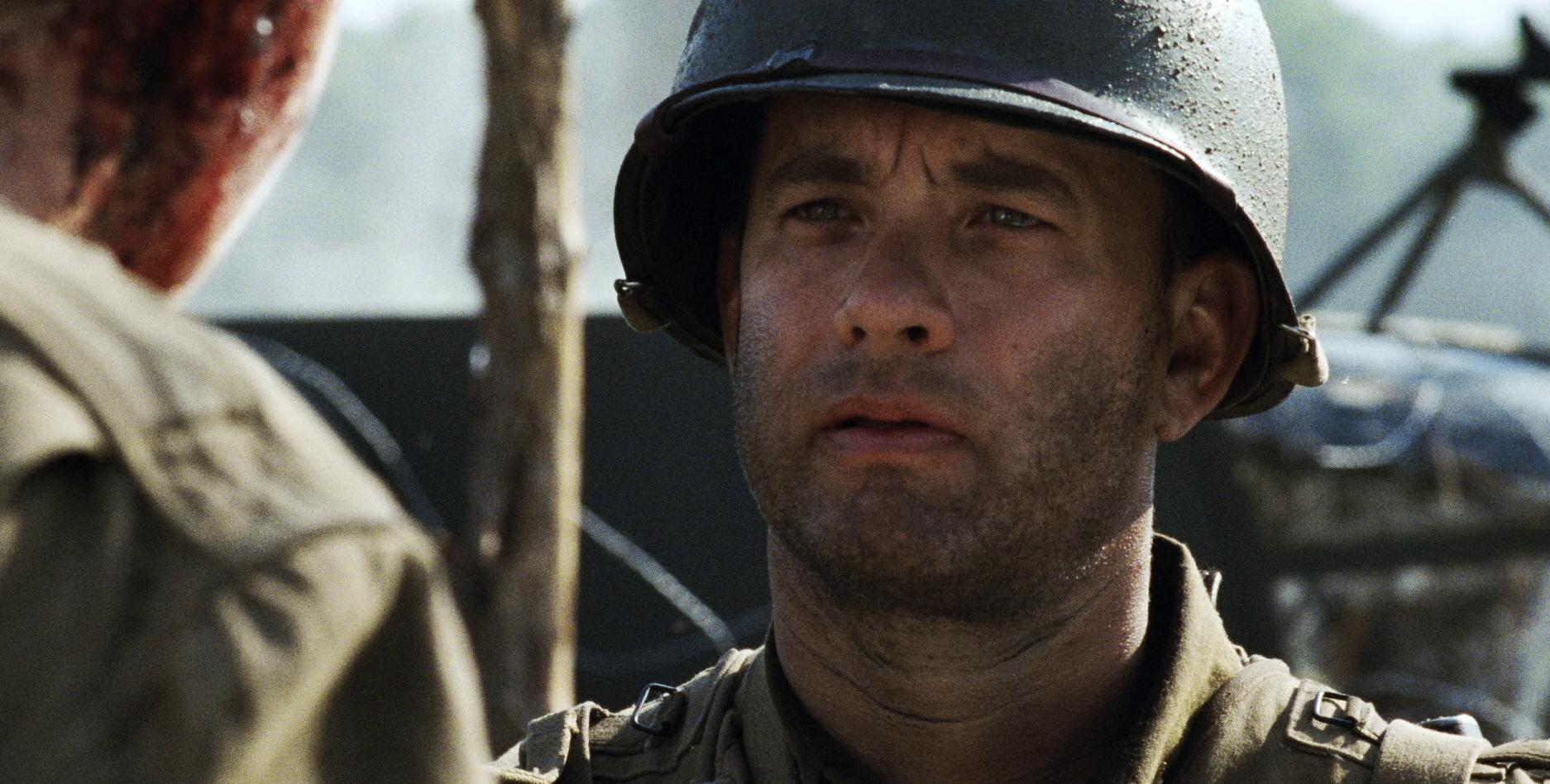 Tom Hanks Salvar al soldado Ryan
