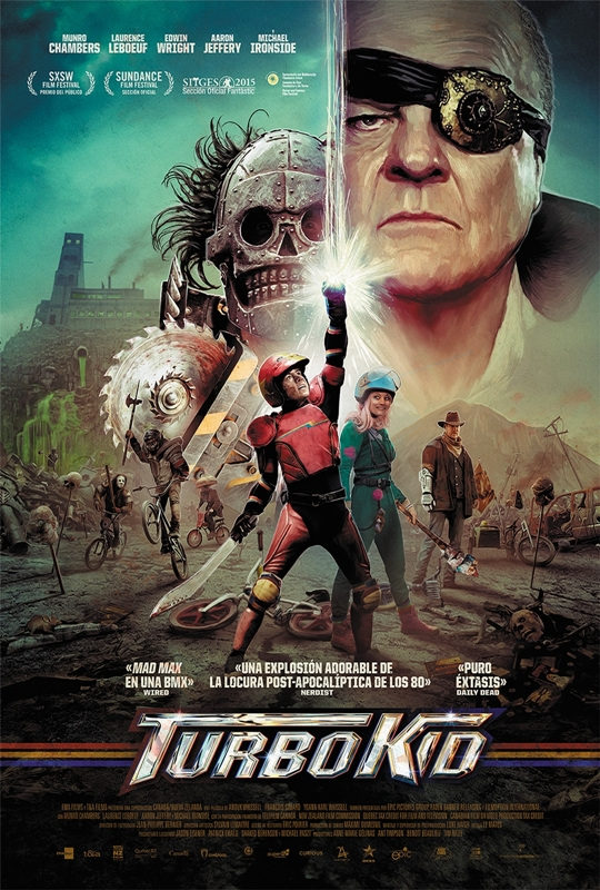 Turbo Kid Cartel