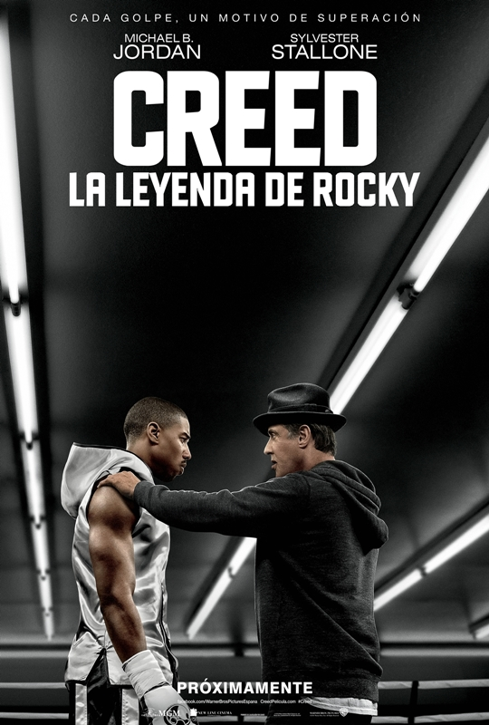 Creed La leyenda de Rocky Cartel