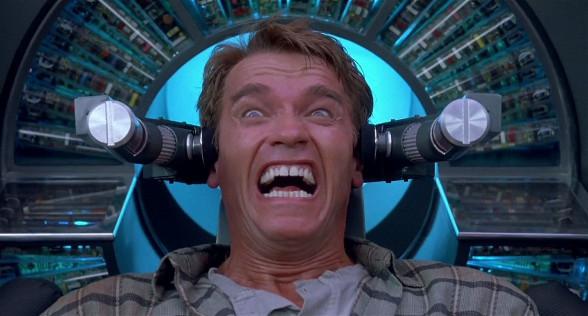 Desafio Total Arnold Schwarzenegger