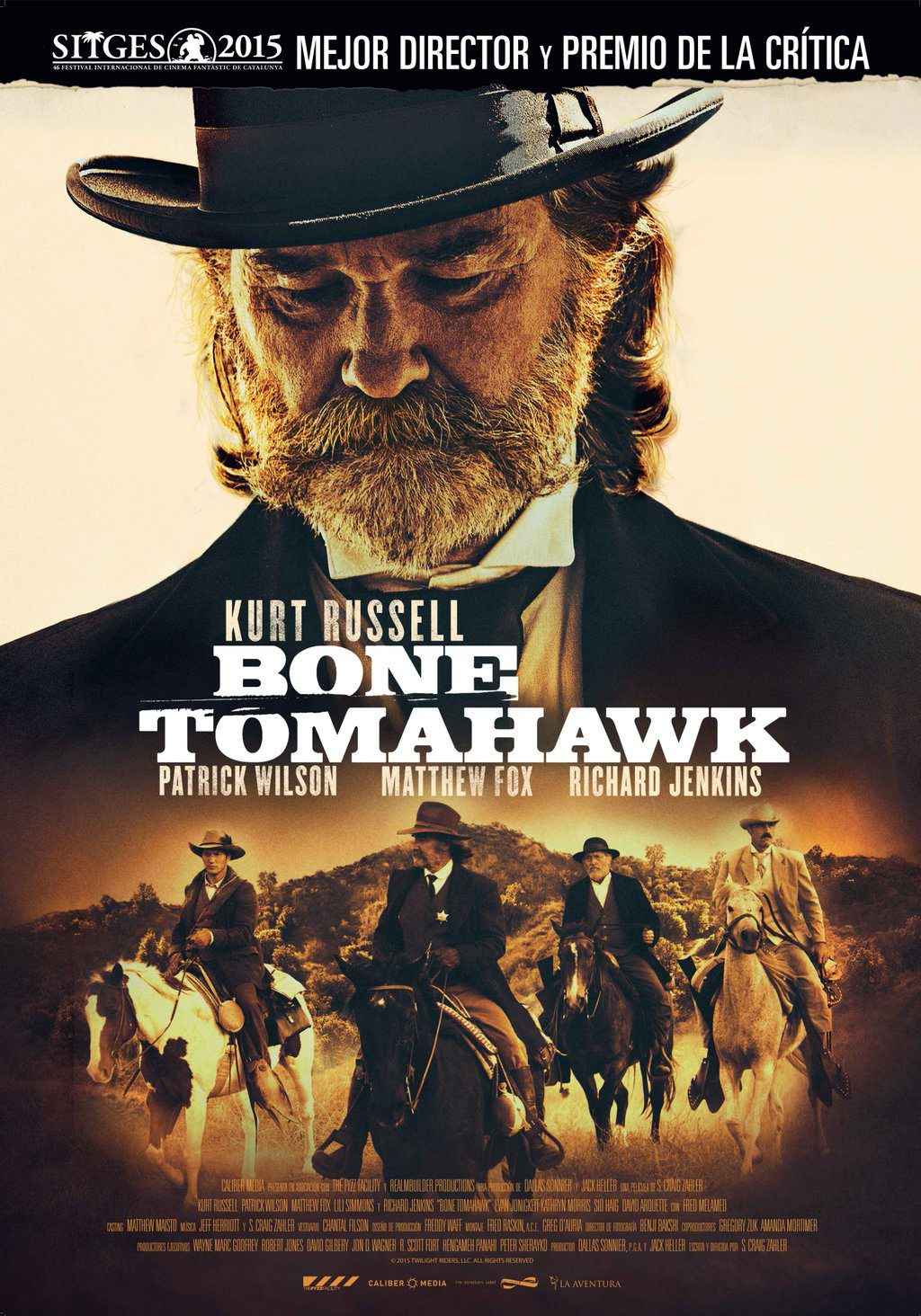 Bone Tomahawk Cartel España