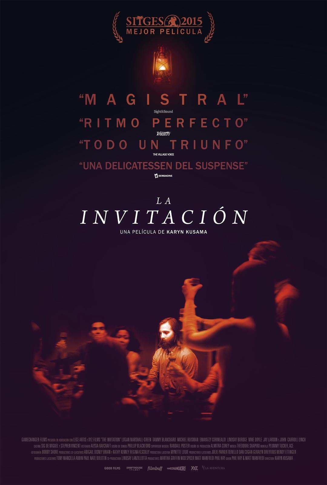 La invitación (The Invitation)