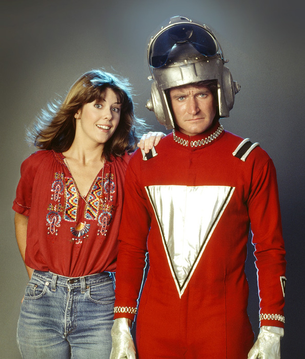 Mork & Mindy Robin Williams
