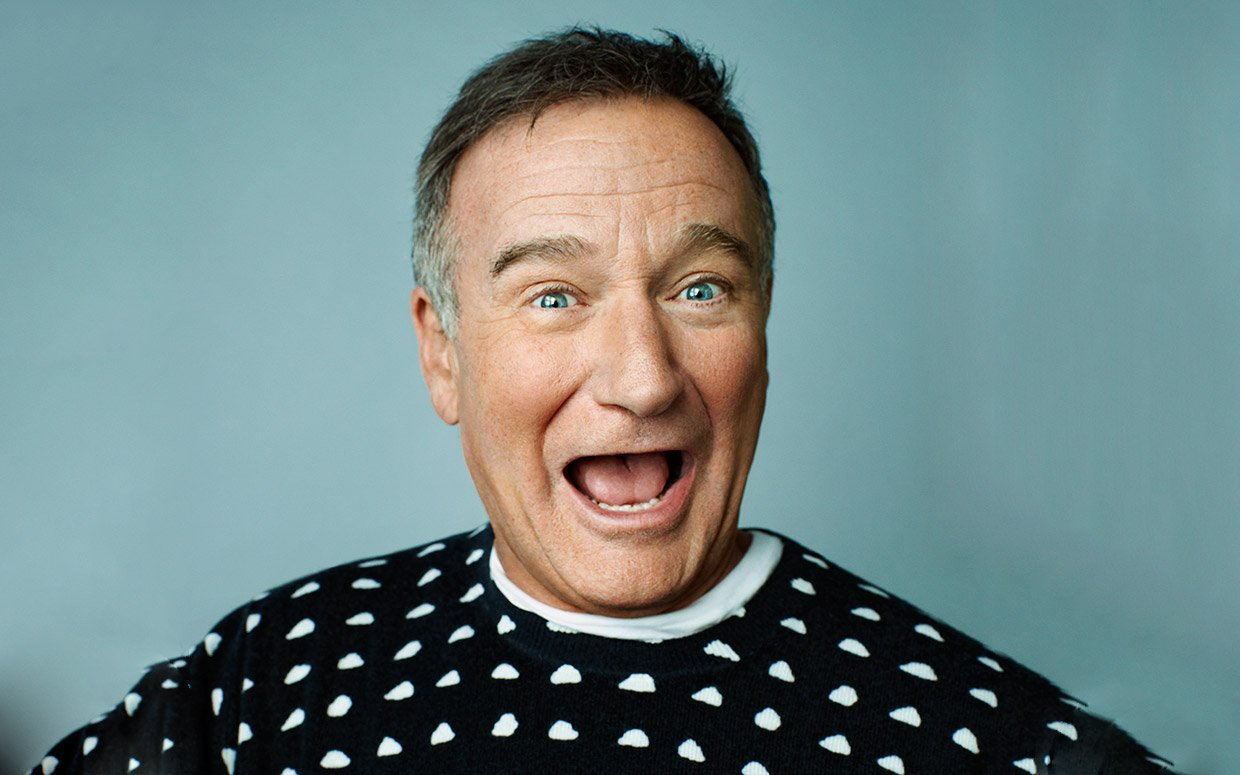 Robin Williams Curiosidades