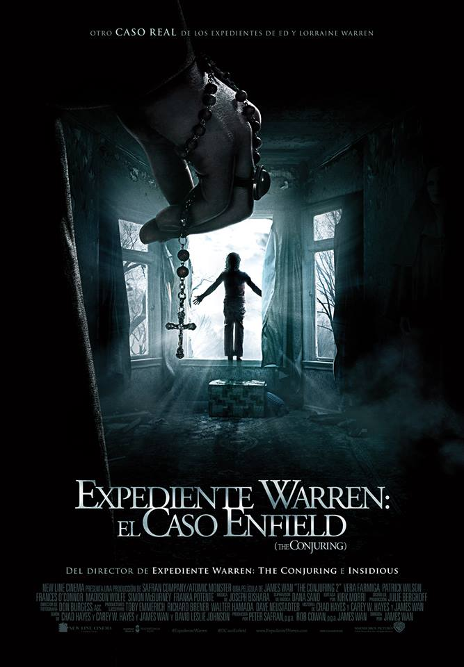Expediente Warren El caso de Enfield Cartel