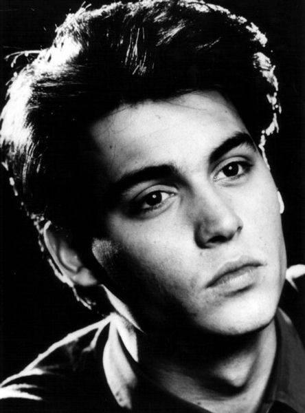 Johnny Depp De Pequeño