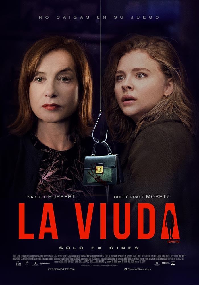 La viuda (Greta) ~ Sinopsis y tráiler | Es El Cine ????