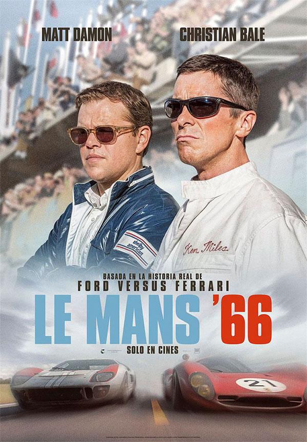 Le Mans 66 Cartel España