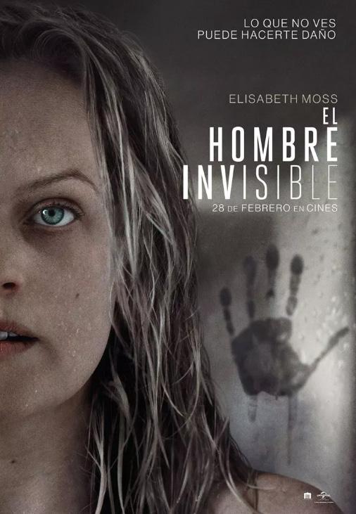 El hombre invisible Cartel España