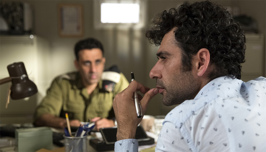 Todo pasa en Tel Aviv Escena