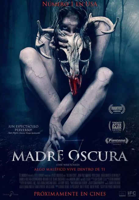 Madre oscura Cartel España